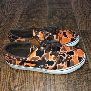 Men's Nike SB Stefan Janoski Camo Canvas Shoes